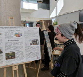 MARG Presents Immaterial Commons Research at Lakehead Research & Innovation Week 2019