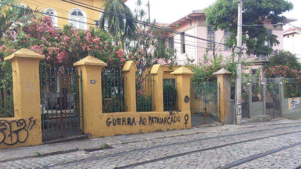 Media activism in Brazil